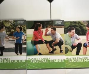 Personal trainer books