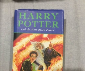 Harry Potter and the Half Blood Prince (near perfect condition)