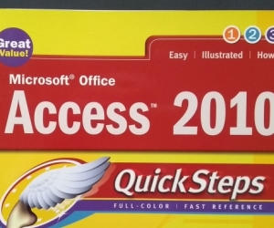 Free Microsoft Access Books.