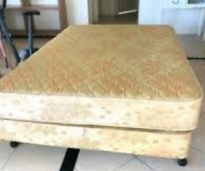 Double Bed Mattress & Base