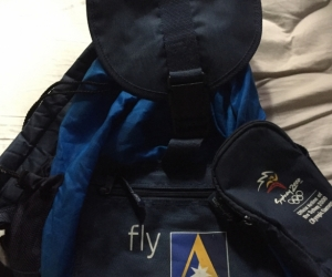 Ansett Sydney Olympics backpack