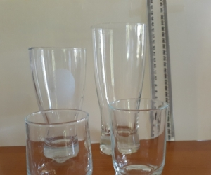 Mixed glasses