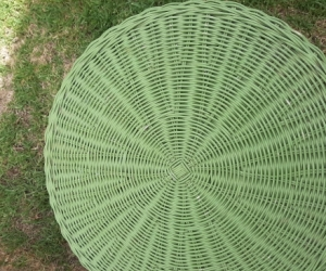 Green cane table