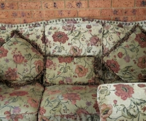 Couch Sofa Set 3+2 seater with ottoman