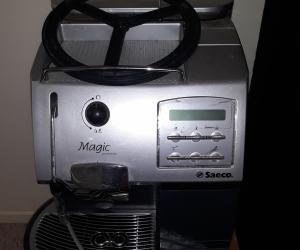 SAECO MAGIC AUTOMATIC COFFEE MACHINE