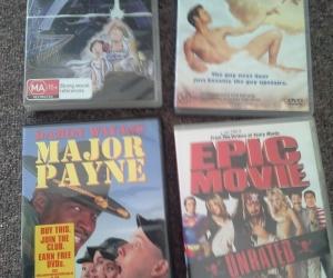 dvd pack 5