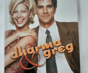 Darma  & Greg DVD season 1
