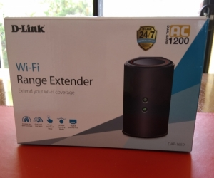 D-Link Wi-Fi Range Extender