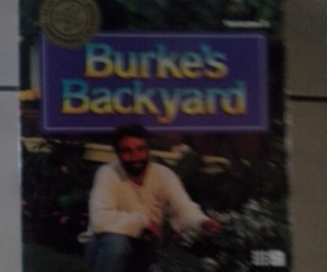 Burke's Backyard book