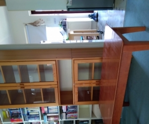 Free display cabinet & coffee table for collection