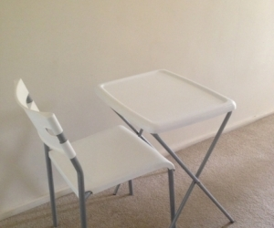 Lightweight table & Chair