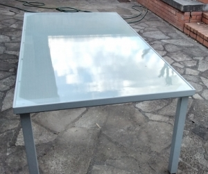 Outdoor table look e