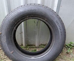 Tyre 195/75R  16C  8Ply  Light Truck