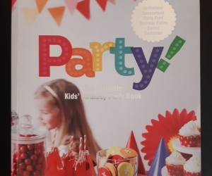 Kids Birthday Party book
