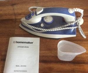 Homemaker Steam Iron