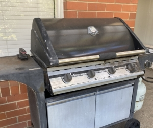 Beefmaster 4 burner Barbeque