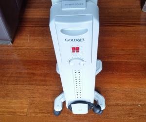 Goldair free- standing Oil Heater