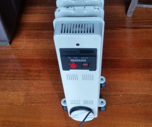 Heatline oil heater