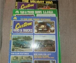 Van & Truck magazine (1976)