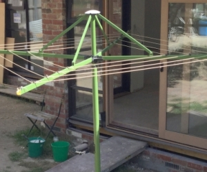 Rotary Clothes Line