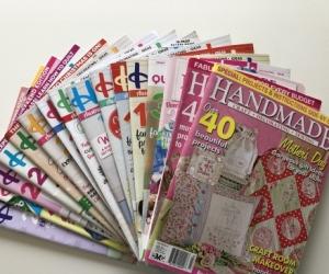 Handmade Magazines
