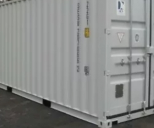 Wanted to buy a shipping container