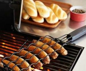 sausage baskets (4 of)