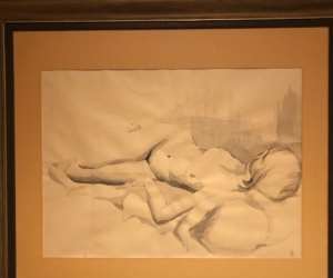 Nude paintings / drawings