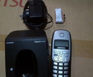 Cordless phone .