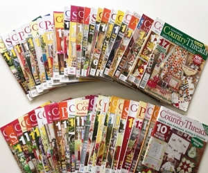 Country Threads Magazines