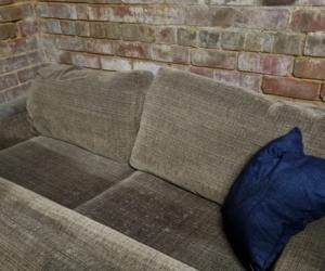 Fabric lounge