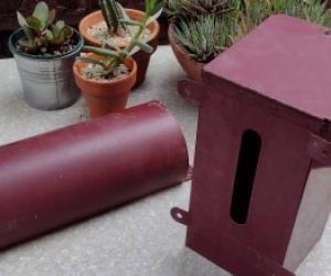 Letterbox & Newspaper Holder