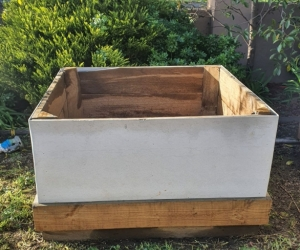 Two raised garden beds based in templestowe