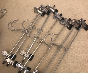 Skirt/trouser hangers