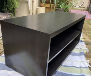 TV Bench Ikea Mosjo. Used