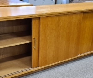 Credenza Side Cabinet
