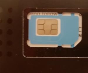 Belong mobile SIM