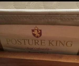 Free Posture King queen size pillow top mattress