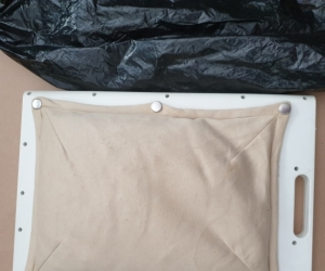 Light Box approx A4 size