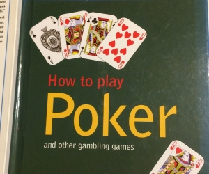 Chess and poker books
