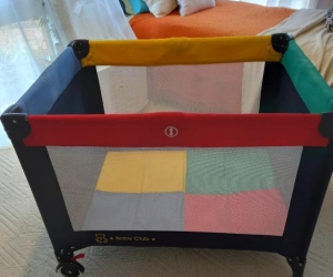 Baby Club Travel Cot