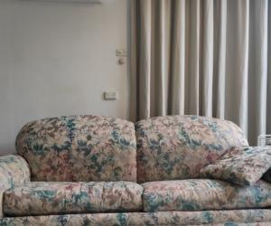 Colourful Sofa-bed