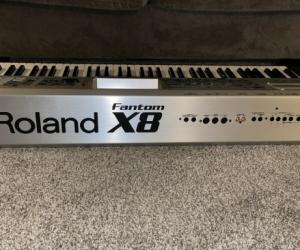 Roland FANTOM-X8 Keyboard