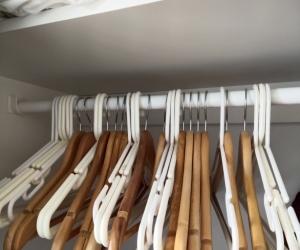 Coat hangers - assorted