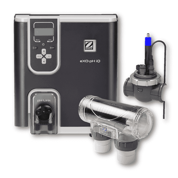 eXO® iQ pH Salt Chlorinator