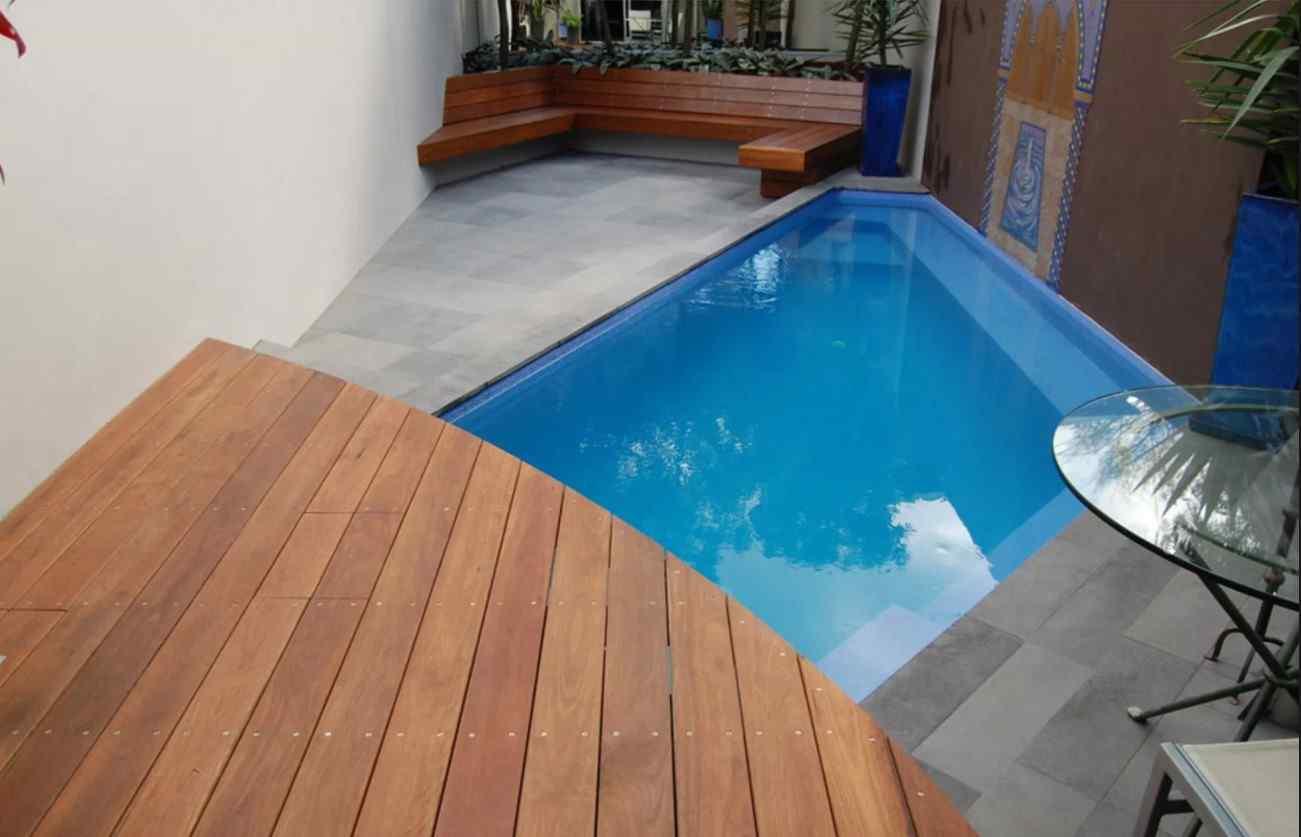 2. Pool shape