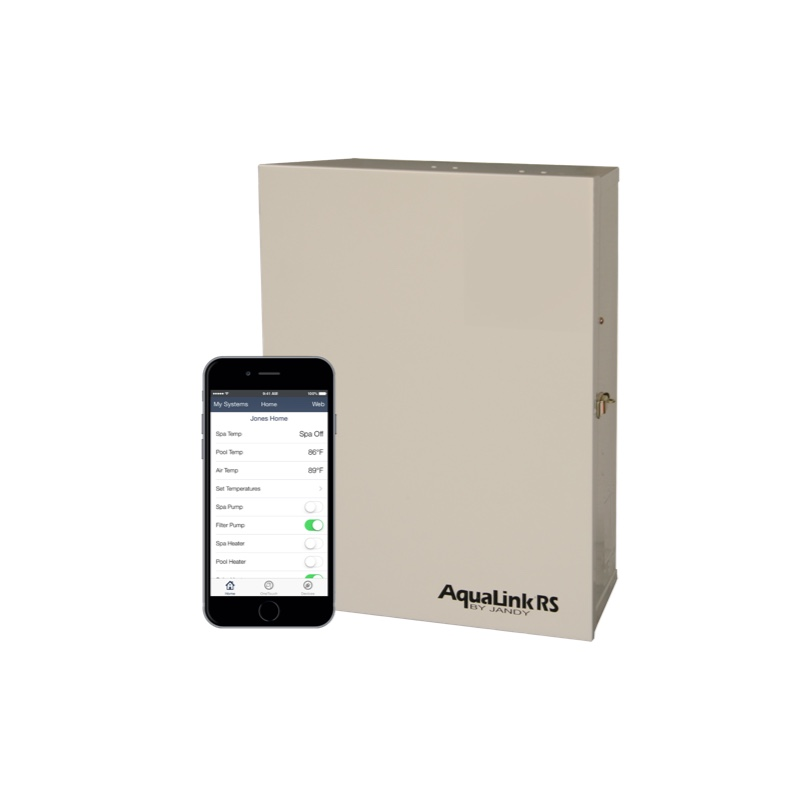 Jandy Aqualink RS Pool Controller