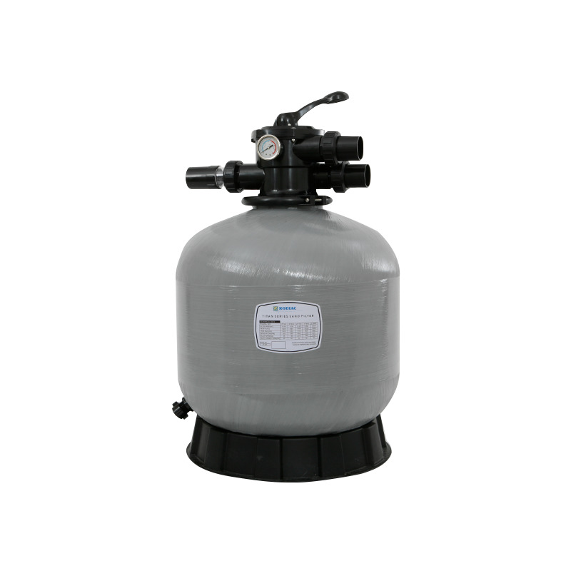 Titan Series Fibreglass Sand Pool Filters