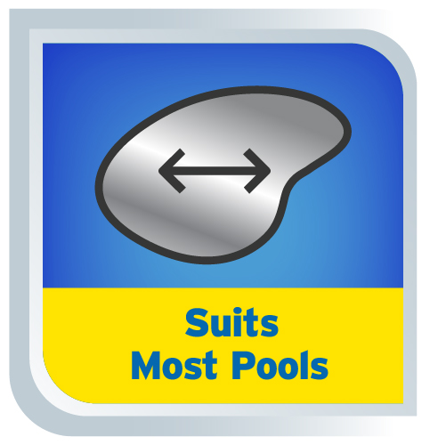 Suits Most Pools
