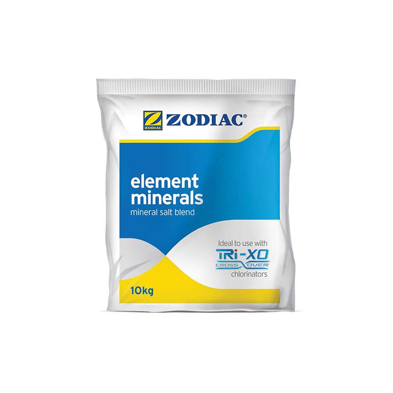 Element Mineral Salt